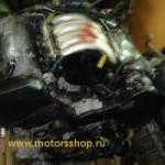 Двигатель Ауди AGA 2.4