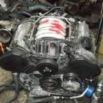 Двигатель Ауди ALF 2.4