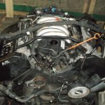 Двигатель Ауди AML-2.4