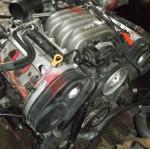 Двигатель Ауди ASN