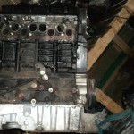Двигатель Ауди AVF