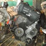 Двигатель Ауди AVG 1,9D c THBД