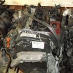Двигатель Ауди BBY-1.4 16V