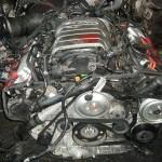Двигатель Ауди BDW 2.4