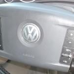 Подушка безопасности в руль Туарег