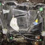 Стеклоподъемник передний Пассат Б6