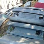 Крышка багажника Ауди 80 В4