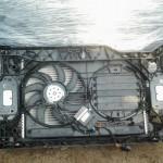 Комплект радиатор в сборе на Ауди А4