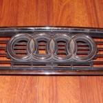 Решетка радиатора Ауди А4