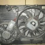 Вентилятор охлаждения Туарег