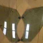 Боковое стекло Ауди A6