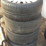 Комплект колес Ауди A6