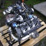 Дизельный двигатели ASB Ауди A6