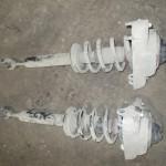 Передние амортизаторы Ауди A6