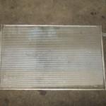 Радиатор кондиционера Ауди A6