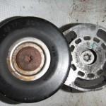 Ролик натяжителя ремня генератора Ауди A6
