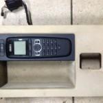 Штатный телефон Ауди A6