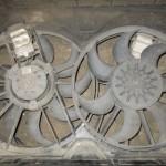 Вентилятор кондиционера Ауди A6