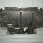 Пластиковая защита двигателя Ауди A6