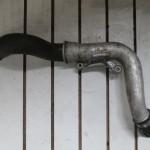 Патрубок радиатора Пассат Б6