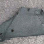 Обшивка багажника Гольф 4
