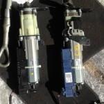 Электропривод багажника Ауди Q5
