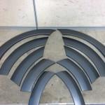 Накладки на колесные арки Ауди Q5