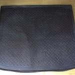Резиновый коврик в багажник Ауди Q5