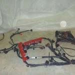 Электропроводка моторного отсека Ауди Q5
