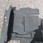 Ковер в багажник Ауди Q5