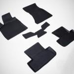 Толстые резиновые коврики Ауди Q5