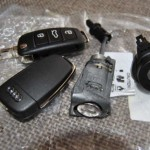 Комплект ключей Ауди Q5