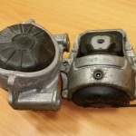 Опоры двигателя Ауди Q5