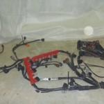 Проводка моторного отсека Ауди Q5
