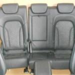 Задние сидения Ауди Q5