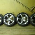 Колеса Ауди A5 Купе