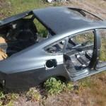 Кузов Ауди A5 Спортбэк