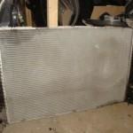 Радиатор охлаждения Ауди A5 Купе