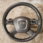Руль с подушкой безопасности Ауди A5 Купе