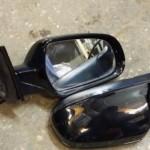 Зеркальный элемент Ауди A5 Спортбэк