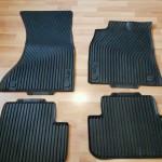 Резиновые коврики Ауди A5 Спортбэк